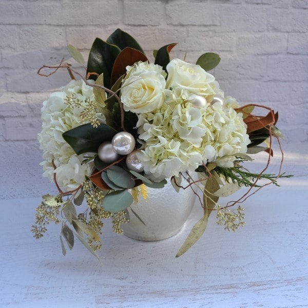 elegance warmth white magnolia