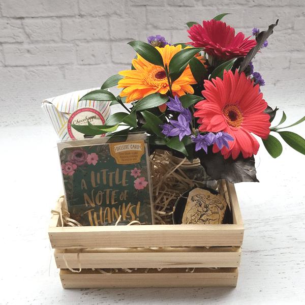 gratitude box