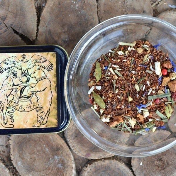 teas gourmet loose leaf