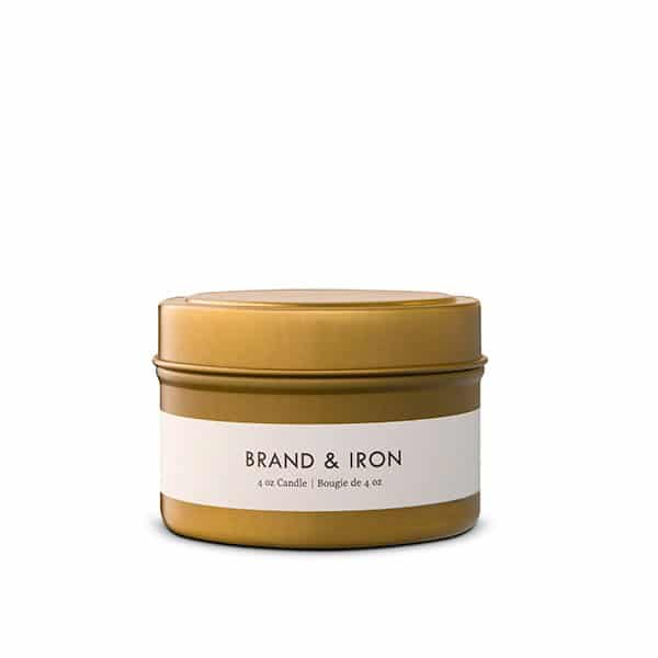candle brand iron product