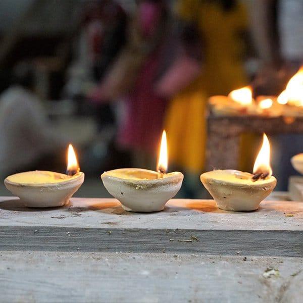 candles decor bowls holder
