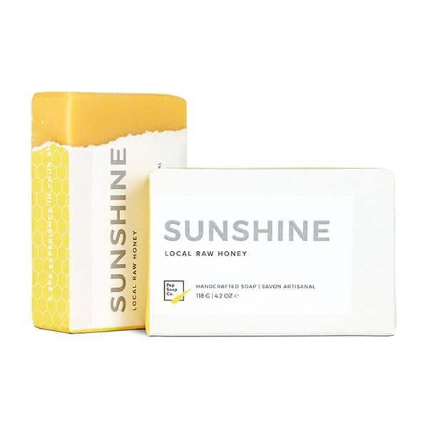 sunshine pep soap