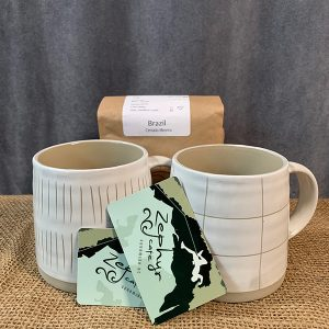 gift basket coffee mugs