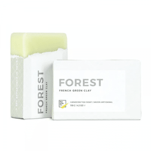 forest christmas soap gifts