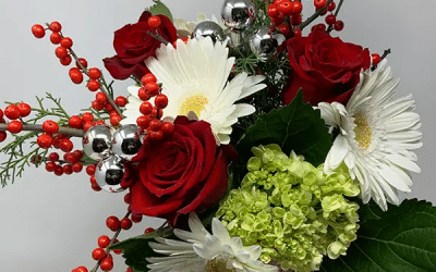 Prebooking Christmas Gifts & Flowers to Make Christmas Merry & Bright