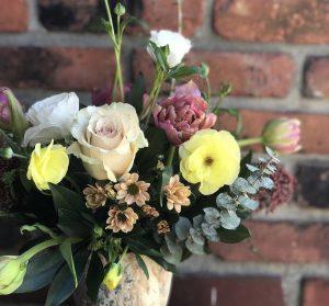 valentine flower ideas