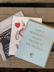 valentine cards gift idea