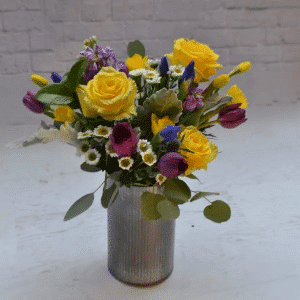 Honey Bunch Birthday Bouquet for Her