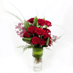 Birthday Rose Bouquet