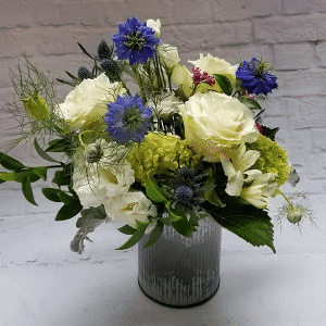 Sea to Sky Flower Bouquet for Her