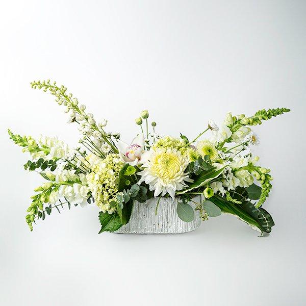 Sympathy Low Vase